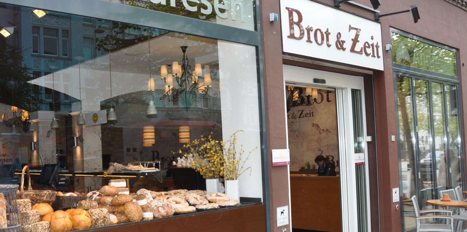 Brot und Zeit frühstücken in kiel